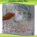 60 ' x 33ft 12 millas película de la ventana exproration parabrisas a prueba de etiqueta de la ventana película de seguridad extraíble car window film