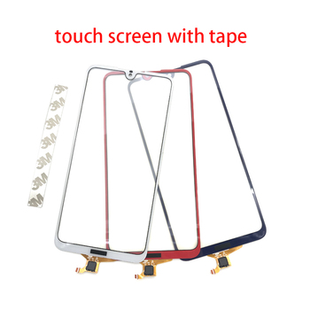 10 pcs/lots For Huawei Honor 8x Max Touch Screen TouchScreen Sensor Digitizer Glass Panel Replacement