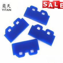 4 pcs Blue Solvent Wiper Tintenabstreifer Mimaki CJV30 JV33 JV5 rubber wiper for Epson DX5 DX7 Printhead Roland Mutoh Printer