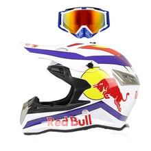 Envío Libre casco de moto cross ATV Bicicletas cascos de motocross rockstar