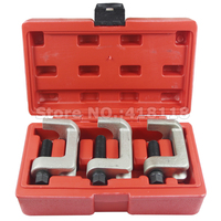 UTOOL 3pcs Automotive Ball Joint Installation Removal Puller Tool Set For AUDI OPEL NISSAN TOYOTA 23mm
