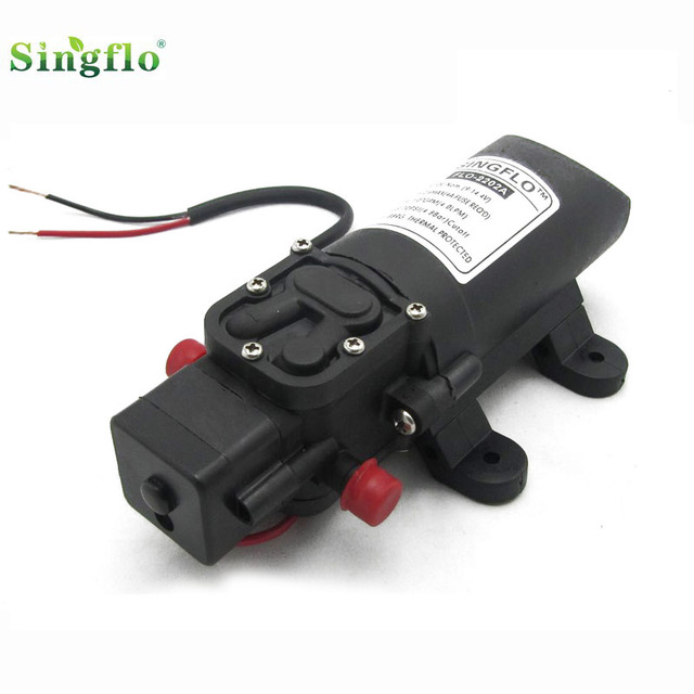 Water Pressure Pump Singflo FLO 2202A 12V  70psi 4L/min