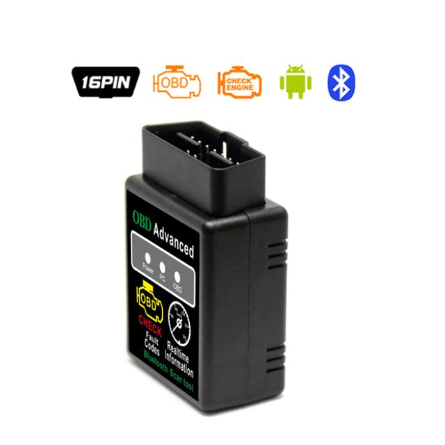 ELM327 V1.5 Wifi Bluetooth OBD2 Scanner OBD OBD 2 Bluetooth Adapter Scanner Automotivo elm327 wifi dijagnostic car pic18f25k80