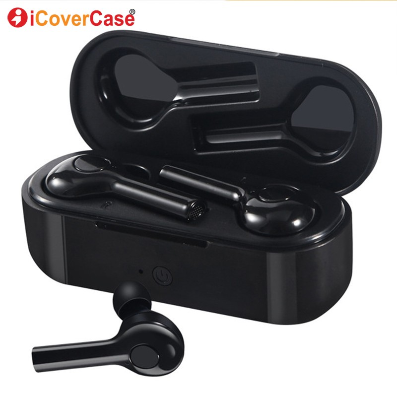 Twins <font><b>Bluetooth</b></font> Headphone For Blackview BV6800 BV5800 BV6000 BV7000 BV9500 BV9600 Pro <font><b>S6</b></font> S8 P2 Lite Wireless <font><b>Earphone</b></font> with Mic image