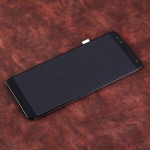 """Image 3 - Ocolor Voor Leagoo S8 Lcd scherm En Touch Screen 5.7 """"Montage Reparatie Onderdelen Voor Leagoo S8 Mobiele Telefoon + tools + Adhesive + Film"""