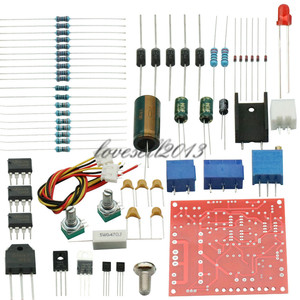 Image 4 - 0 30V 2mA 3A Continuously Adjustable DC Regulated Power Supply DIY Kit Short Circuit Current Limiting Protection