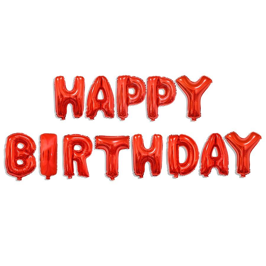 Popular Happy Birthday Balloon Buy Cheap Happy Birthday