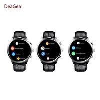 smart watch X5 AIR 1.39'' AMOLED 2gRAM+16gROM smart watch phone support 3G network SIM Voice calling GPS positioning watch men