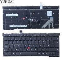 NEW UK keyboard for Lenovo Thinkpad Carbon X1 Gen 3 3rd 2015 Keyboard UK Laptop Keyboard