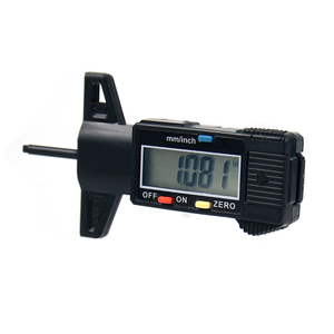 Image 3 - Profondità Del Battistrada Dei Pneumatici Gauge Meter Misuratore Digitale di alta qualità per le Automobili Camion e SUV, 0 25.4mm