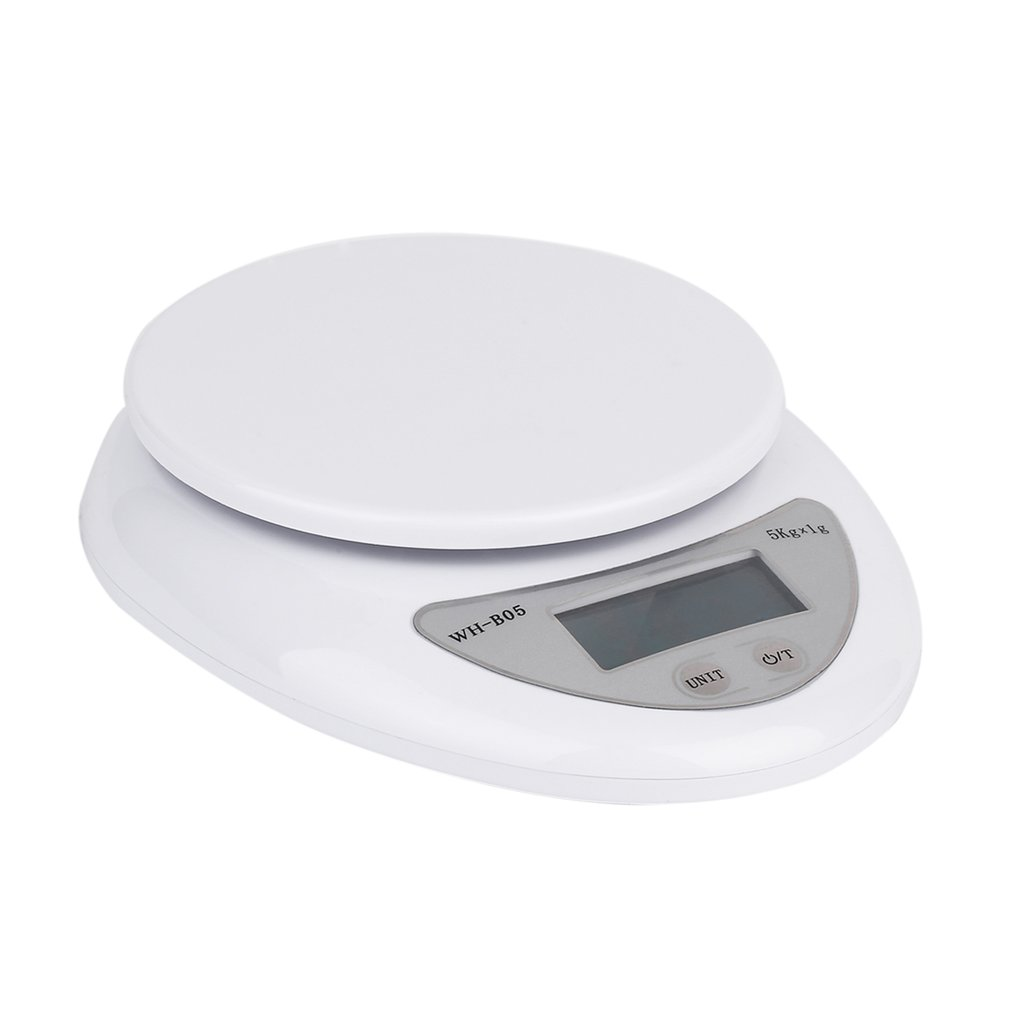 5kg 5000g/1g Digital Kitchen Food Diet Postal Scale Electronic Weight Balance Household Scales High Quality 2019