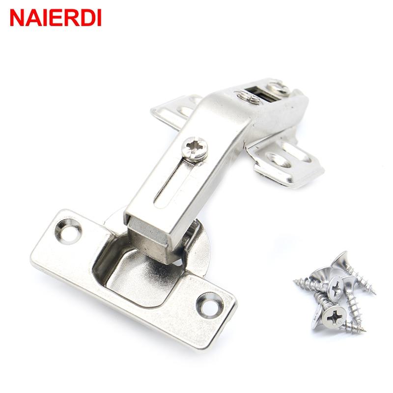 naierdi 135 degree corner fold cabinet door hinges angle hinge furniture hardware for home kitchen bathroom