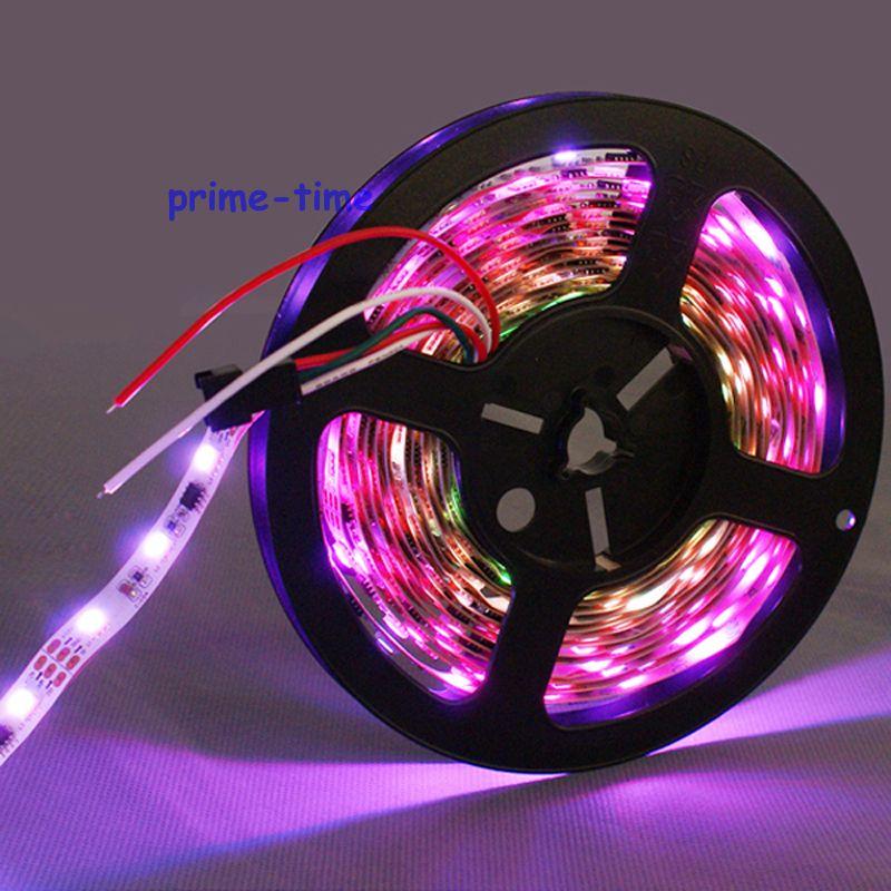 5m ws2811 led zolaq 60 led / m 12V, 20pcs ws2811 ic / metr (20piksel) - LED işıqlandırma - Fotoqrafiya 3