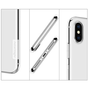 Image 2 - For iPhone 11 Case Nillkin Nature Series Clear Casing Soft TPU Case For iPhone 12 Mini Pro Xs Max XR 6 6S 7 8 Plus SE 2020 Cover