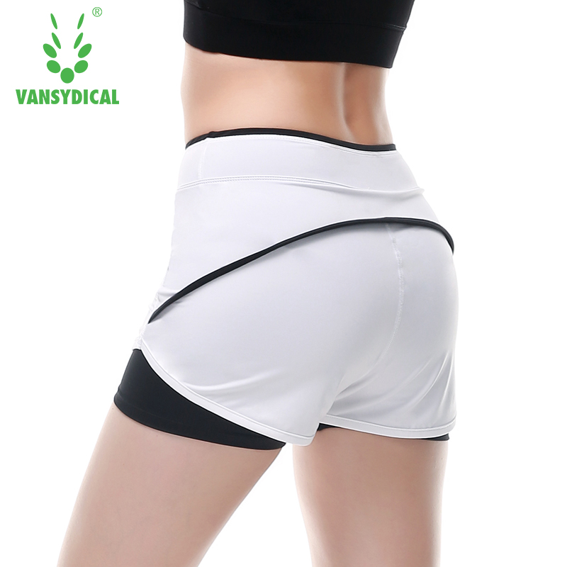 Aliexpress.com : Buy Women Sport Shorts 2 In 1 Running