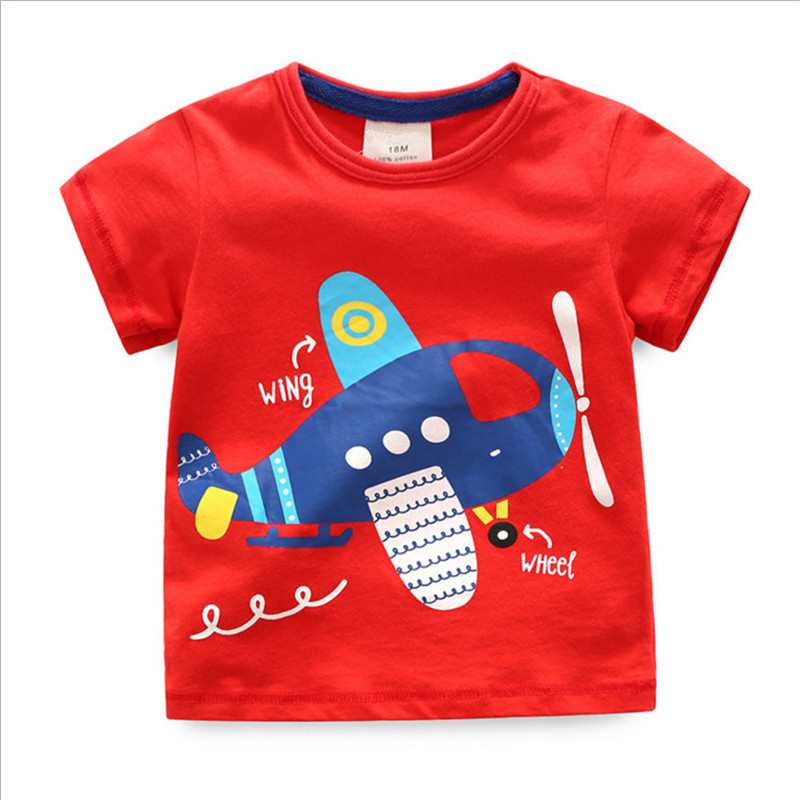 Tees new designed baby boys cute cartoon t shirts kids short sleeve summer t shirt with printed the plane boys girls clothing new plane boys clothing set cartoon dusty plane casual kids clothing sets for boys summer t shirt pants children clothing set