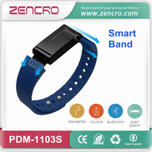 Water Resistant Smart Bracelet Call Reminder Activity Band Pedometer Wristband
