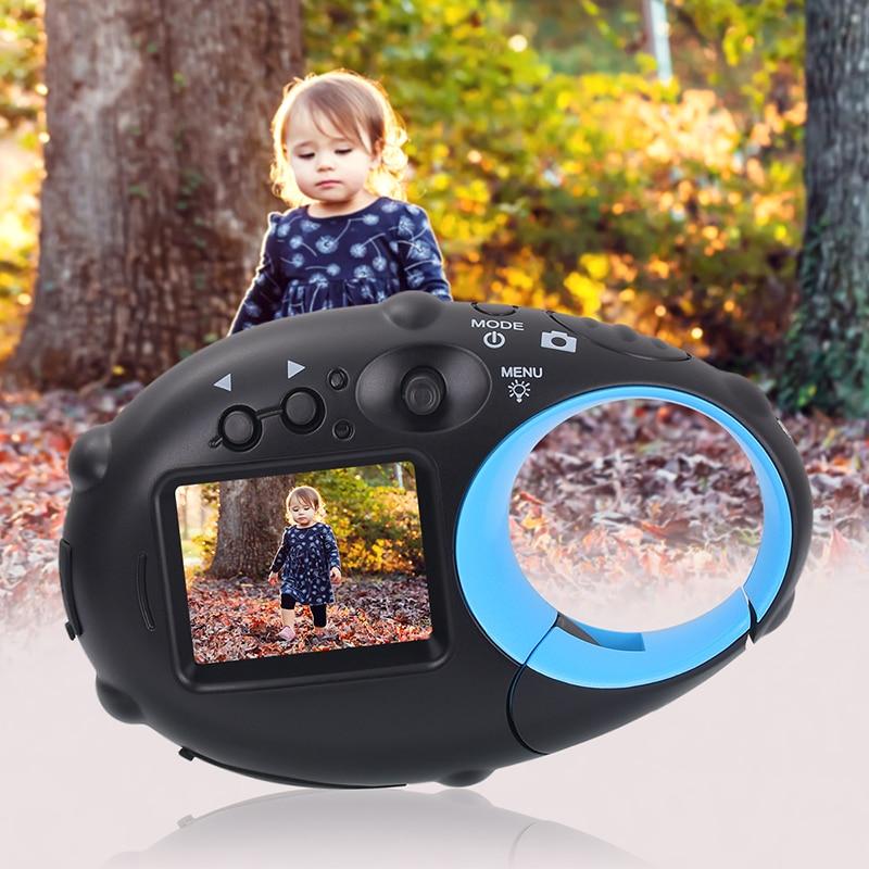 Baby Cute Cartoon Multifunction Toy Camera Digital Photo Camera Kids