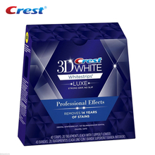 3d White Teeth Whitening Professional Effects Whitestrips Oral Hygiene Dental Teeth Whitening Strips for Smile 10/20 Pouches