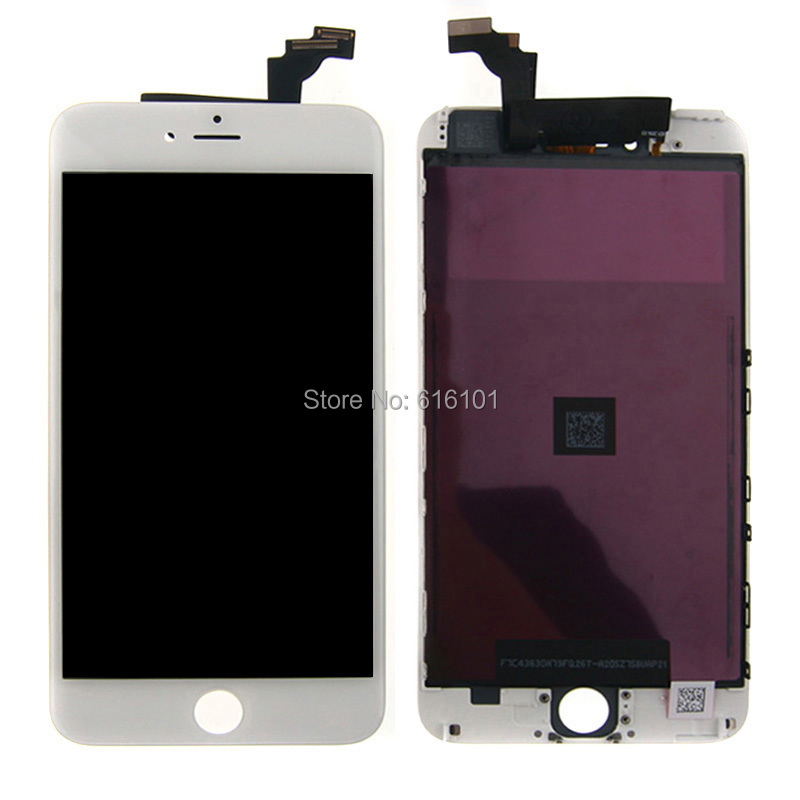 LCD Display Touch Screen Digitizer Assembly For Apple iPhone 6 Plus 5.5 White