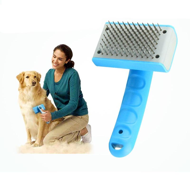 Nov prihod hišna krtača za mačke Cat Puppy Comb Pasje krzno za - Izdelki za hišne ljubljenčke