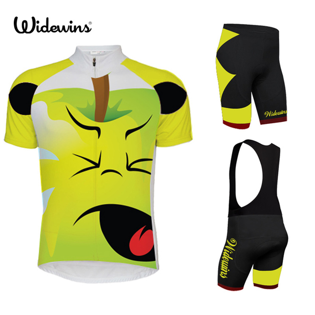2018 Cool Breathable New Design Cycling Jersey Ropa Ciclismo Maillot  bicycle Wear Bike Clothes Sport Apparel Apple 7072 a76774f61
