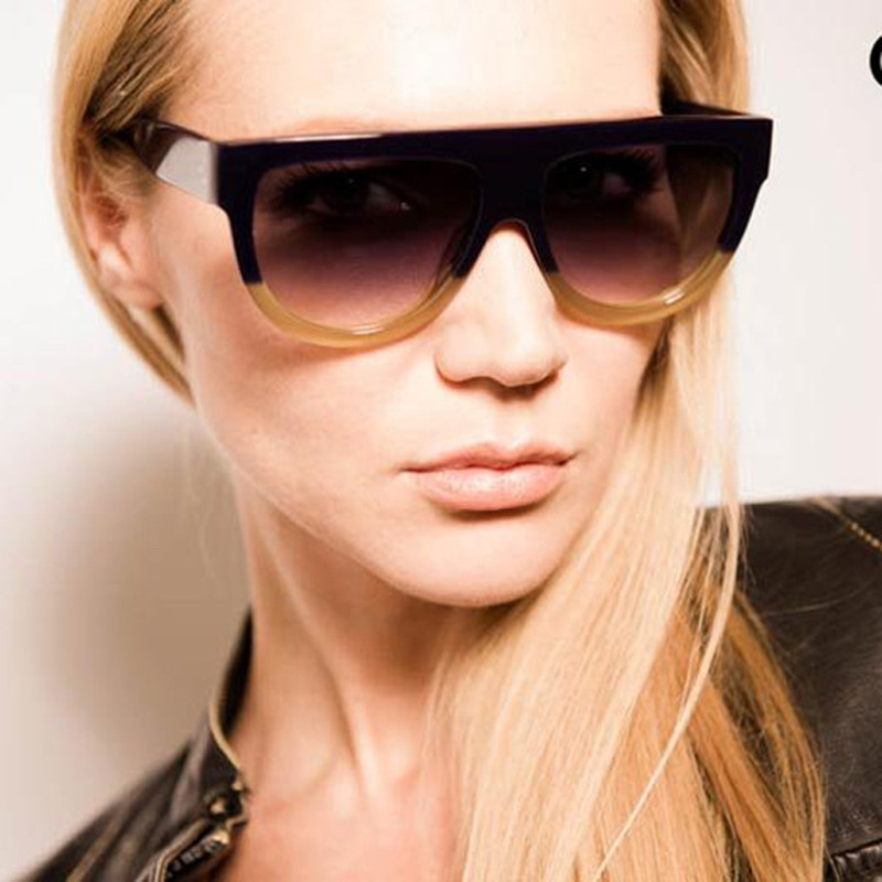 flat top designer sunglasses  Online Get Cheap Top Designer Sunglasses for Women -Aliexpress.com ...