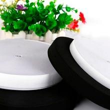 Новый 5 ярдов/партия плоский тонкий широкий эластичный резинкой костюмы нейлон тесьма одежды Вышивание интимные аксессуары черный, белы-in Тесьма from Дом и сад on Aliexpress.com | Alibaba Group