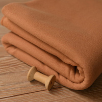 Winter Coat Color Thick Warm Clothing Fabric Knitted Plush