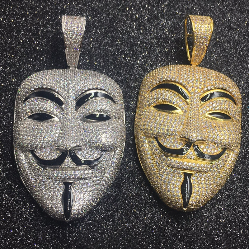 iced out vendetta mask pendants (1)