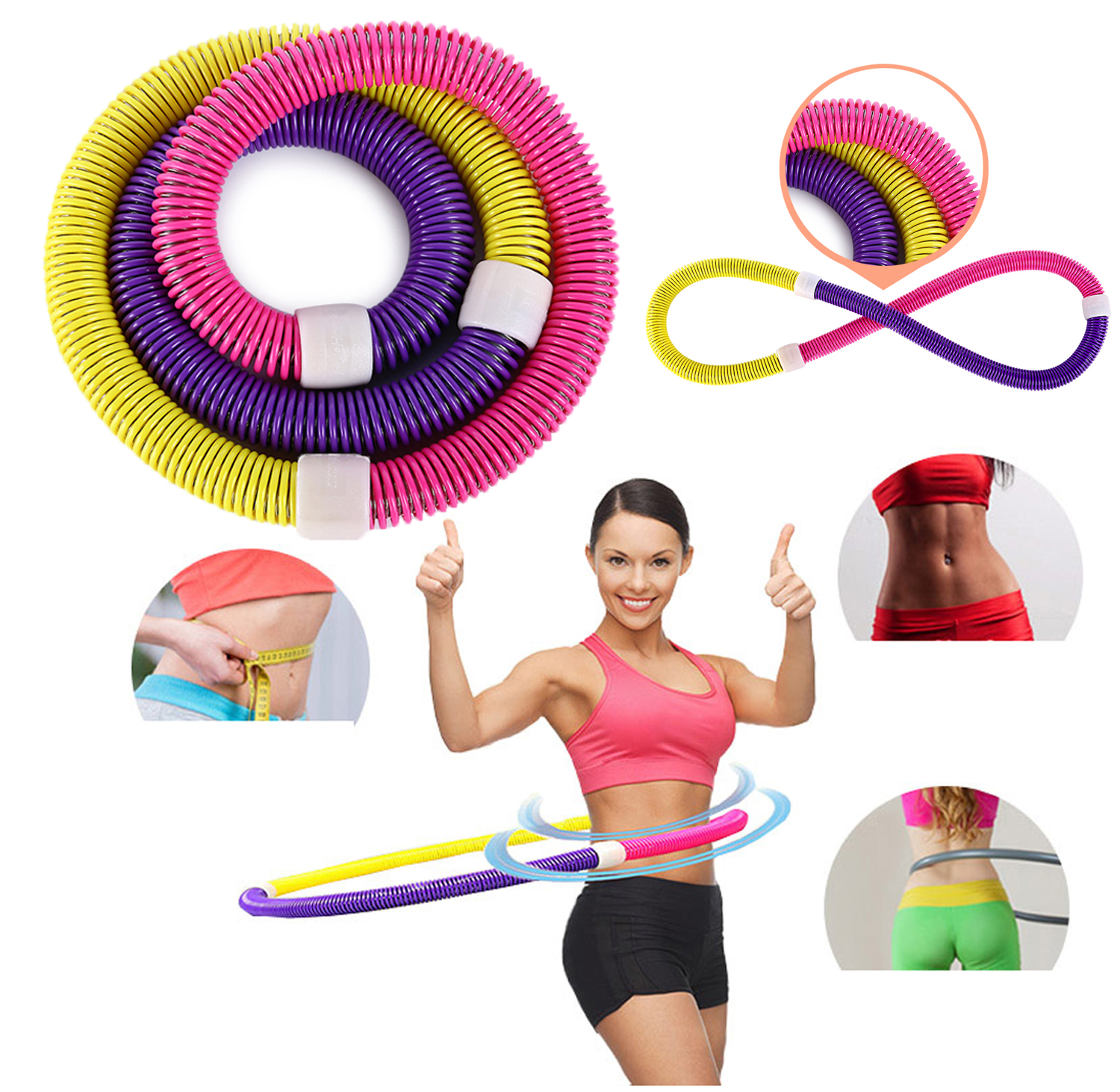 Fitness Hula Hoop Sports Hoop For font b Weight b font font b Loss b font
