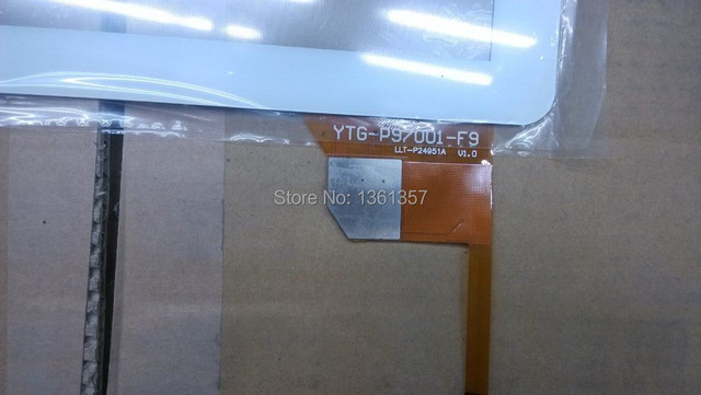 New 9.7 inch tablet capacitive touch screen ytg-p97001-f9 free shipping