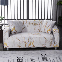 Classic Print Corner Elastic Stretch Sofa Covers Slipcovers Fits All Couch Cover Protector Sofa for Living room 1/2/3/4 seater(China)