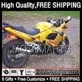 + Gold black For SUZUKI GSXF 600 750 1993 1994 1995 1996 1997 C0L74 GSX750F GSXF600 Golden black GSXF750 93 94 95 96 97 Fairing