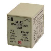 PU ND DC 24 V 100mA SPDT 8 Pins Controller Unit für Näherungsschalter|united|   -