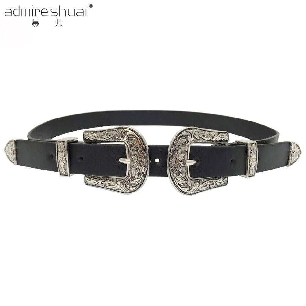aliexpress vasta selezione di scarpe temperamento lusso vendita online raccolto cintura doppia fibbia donna - tresss.it