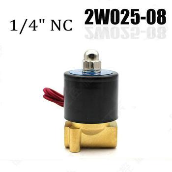 2W025-08 2 Way N/C 1/4