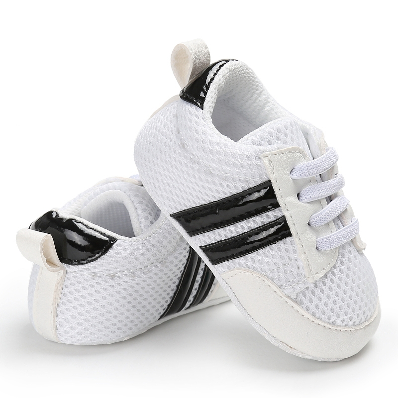 Fashion PU Leather Baby Boys Girls Newborn Babies Shoes For Kids Sneakers Toddler Infant Crib Shoes Sport Style First Walkers