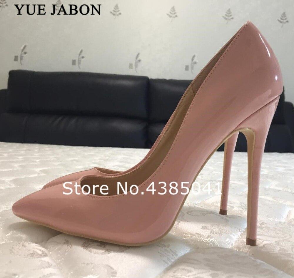 Yue Robe Jabon Pompes Talons 10 3 Femmes Bout Sexy 1 picture Hauts 8 Mariage De Stiletto Picture 2019 12 Pointu 2 Cm Mariée À Chaussures picture Partie Rose Très TrwxaqT