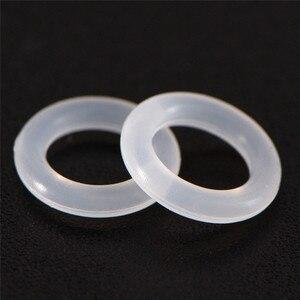 Image 4 - 120 pçs/saco borracha o anel teclado interruptor amortecedores teclados acessórios branco para teclado amortecedores keycap o anel substituir parte
