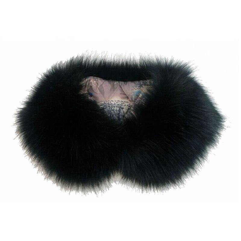 Livraison gratuite copie de fourrure de renard faux fourrure de raton  laveur collier faux col écharpe châle grand col au printemps et automne  hiver épais f25ad138234