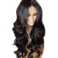 180 Density Lace Front Wig Wavy Lace Front Human Hair Wigs Pre Plucked Brazilian Hair Wigs For Black Women Remy Lace Wig