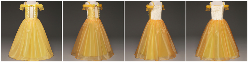 HTB19GCWdi6guuRkSnb4q6zu4XXaM 2019 Children Girl Snow White Dress for Girls Prom Princess Dress Kids Baby Gifts Intant Party Clothes Fancy Teenager Clothing