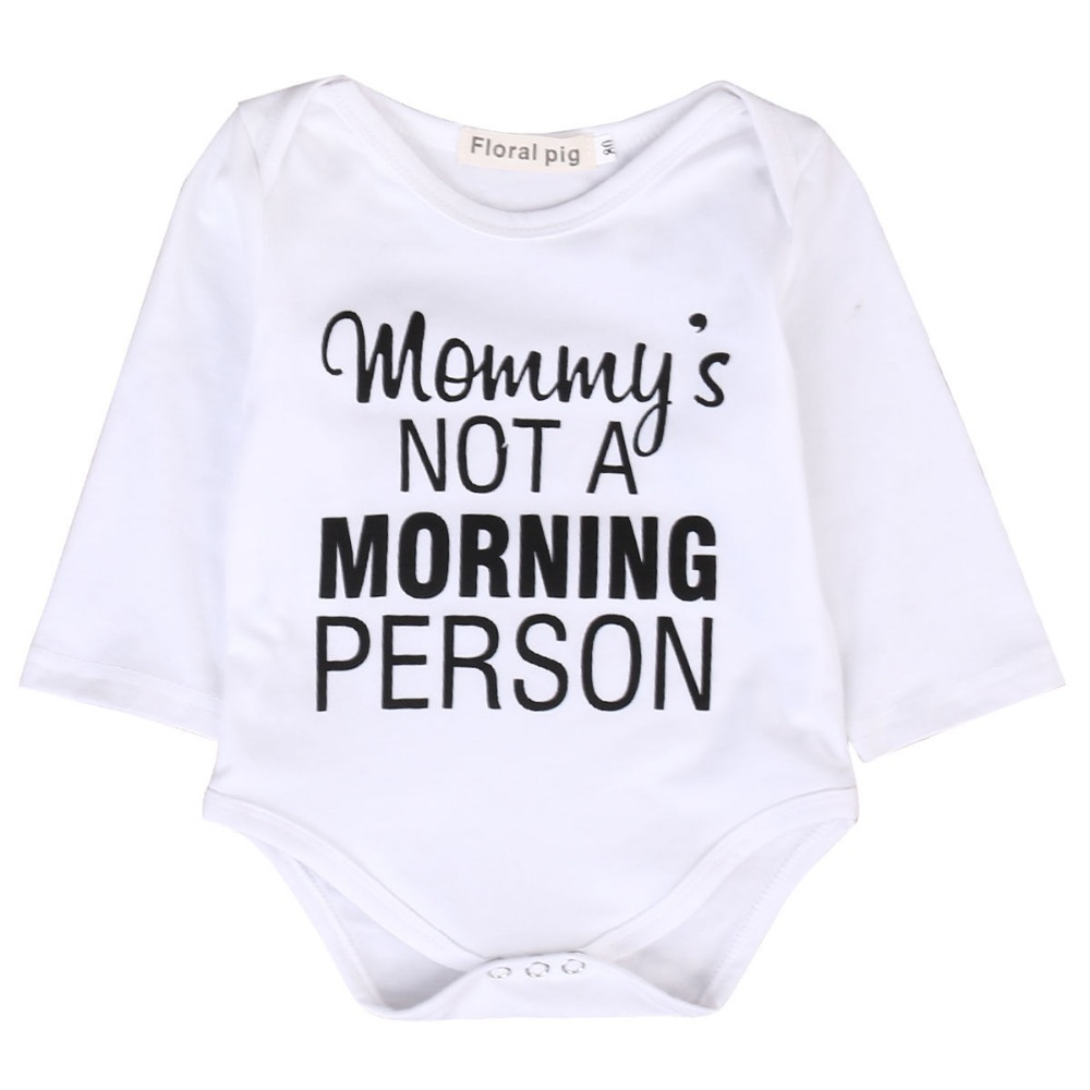 Clearance Sale! Baby Clothing 2017 New Newborn Baby Boy Girl Romper Clothes Long Sleeve Infant Product DS9