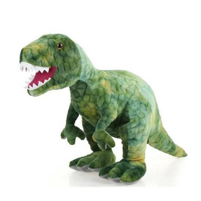 Plush Toy Simulation Dinosaur Trex Doll Big Animal Stuffed Toy Children's Toys Birthday Gift For Boy plush dinosaur doll child toys magic dragon simulation stuffed animal toy dolls stores