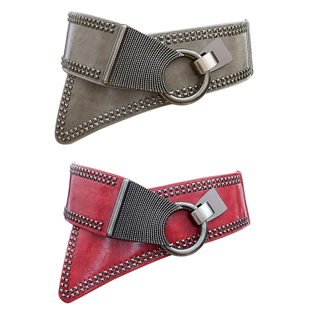 Punk Rocker Wide Belt 2