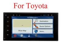 Youmecity Car Radio Stereo DVD Player For Toyota Avalon AVanza Celica Granvia Hiace Kluger Paseo Previa