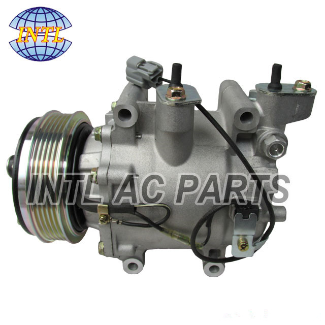 sanden 8053 8069 SD7H15 ac air compressor for DAF/JCB 123/04999