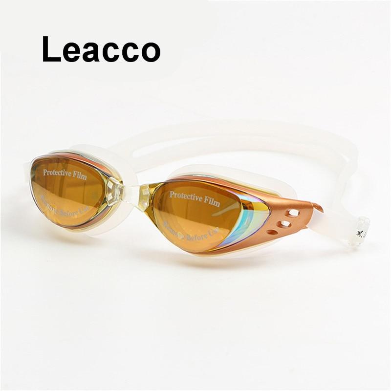 Reklama e të rriturve Syzet optike të miopisë për notim Swim - Veshje sportive dhe aksesorë sportive - Foto 6