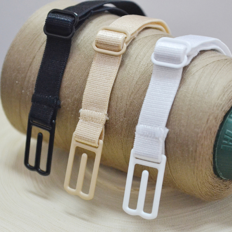 Slip-Resistant Adjustable Non-Slip Strap Double-Shoulder Back Hasp Bra Strap